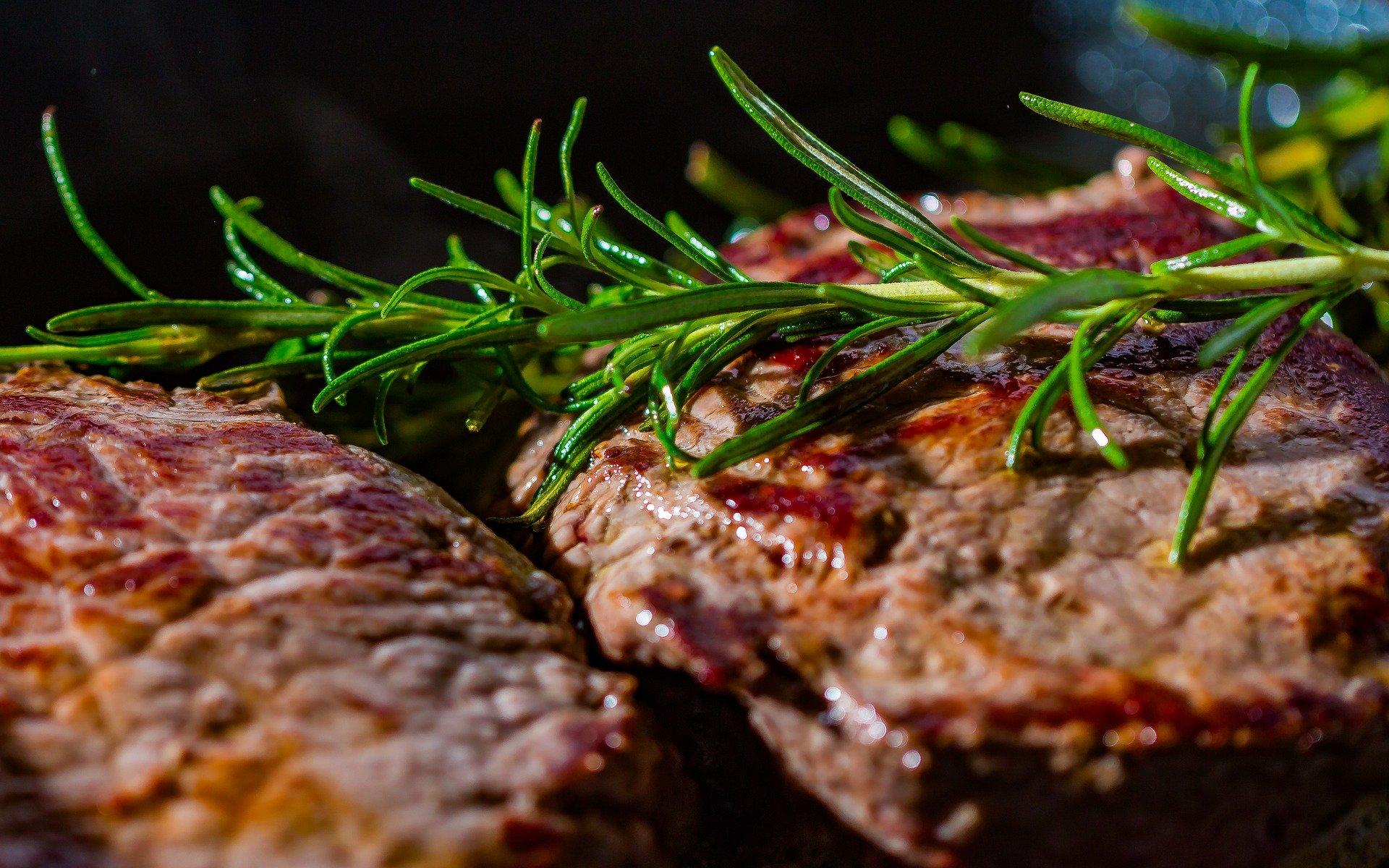 Montag ist Steaktag